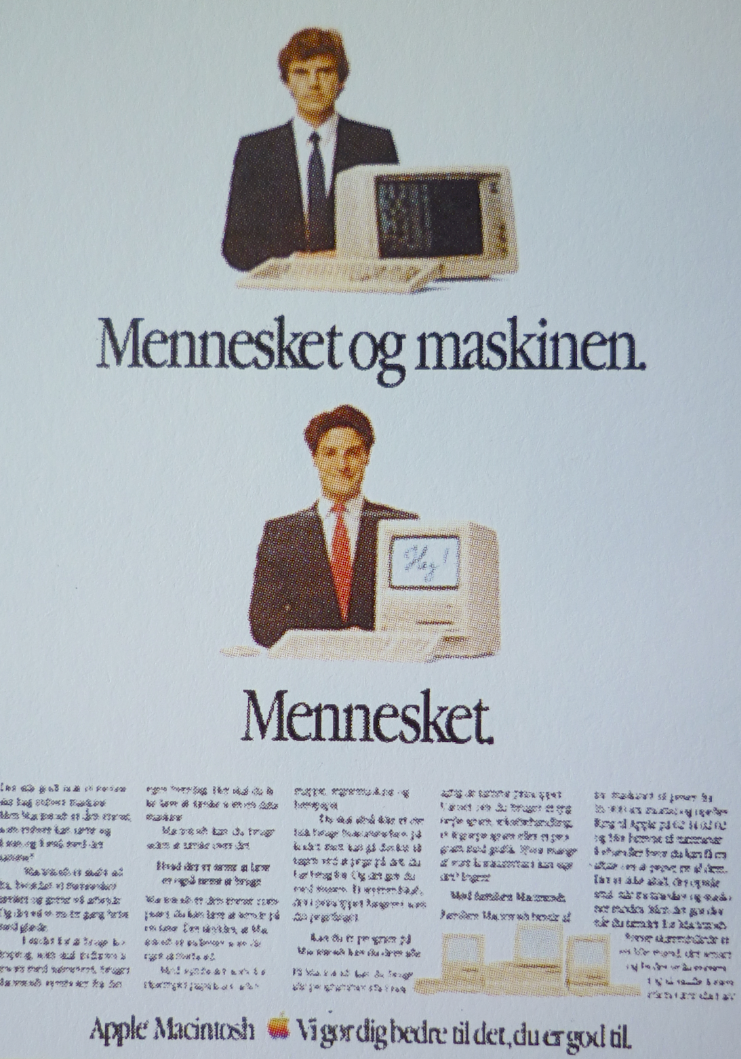 Danske Mad Men Apple