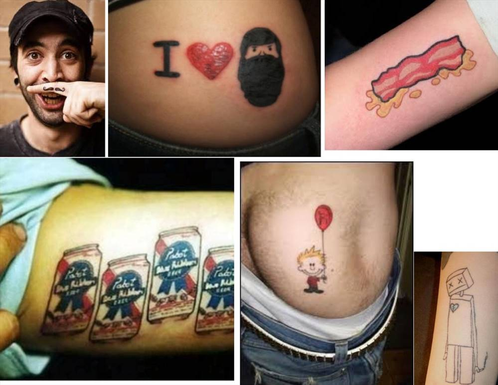tatovering hipster