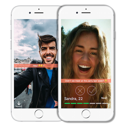 Lesbiske dating app for iphone
